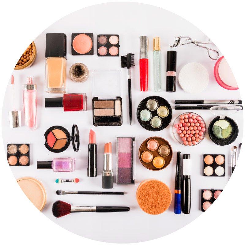 servicios de logistica y transporte para cosmeticos