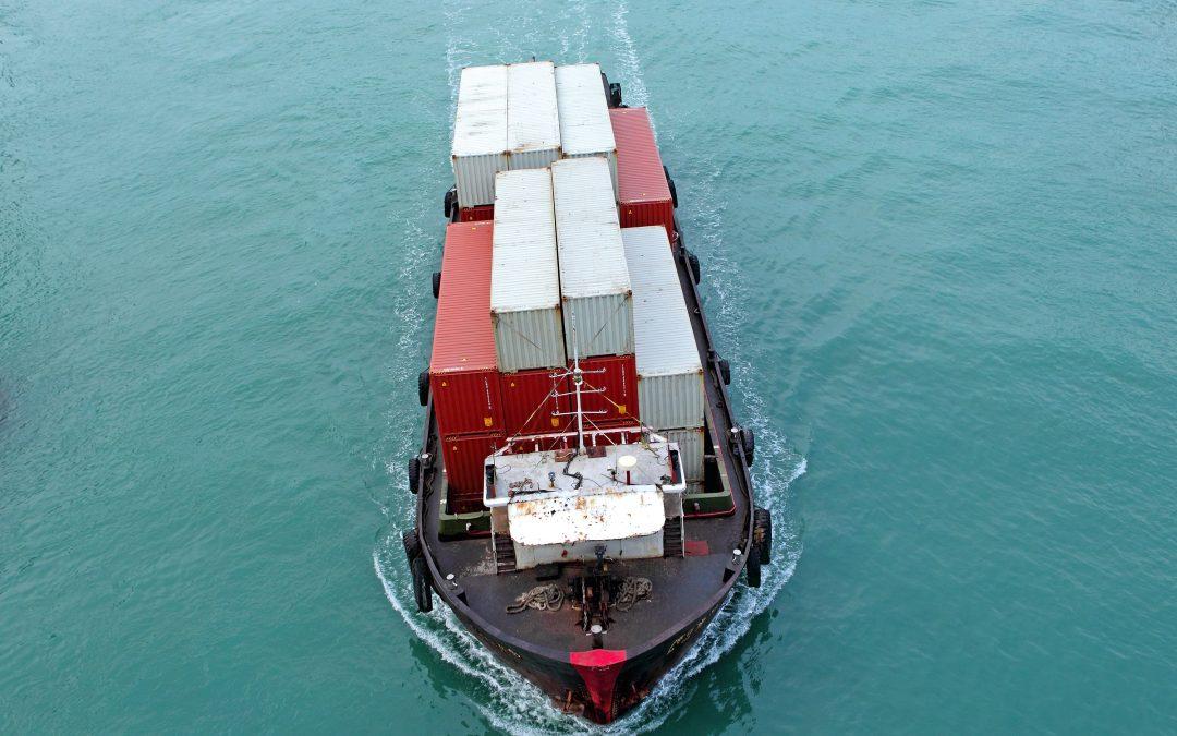 ¿Por qué mandar mis mercancías a través del Transporte Marítimo?
