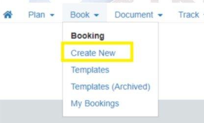 Dar clic en book – creat new