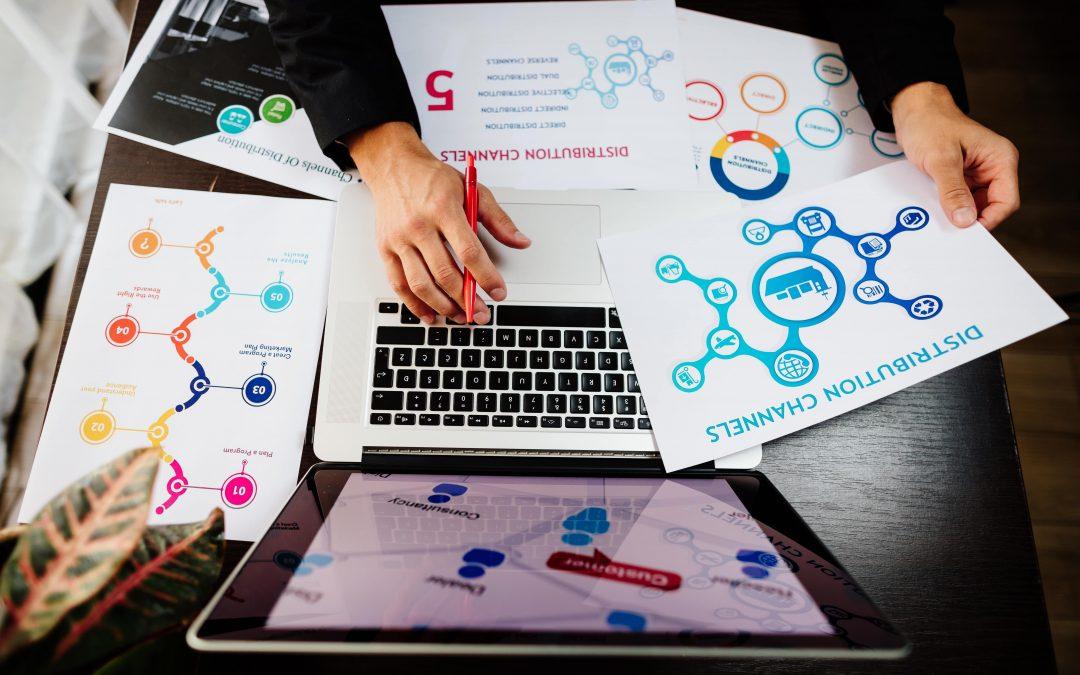 Logística Internacional y Tecnología en el Año 2020