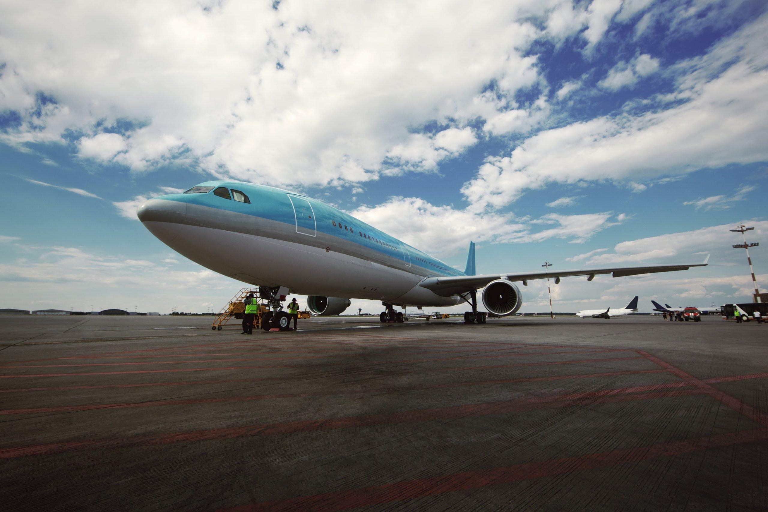 Logistica de transporte aéreo en tiempos de COVID