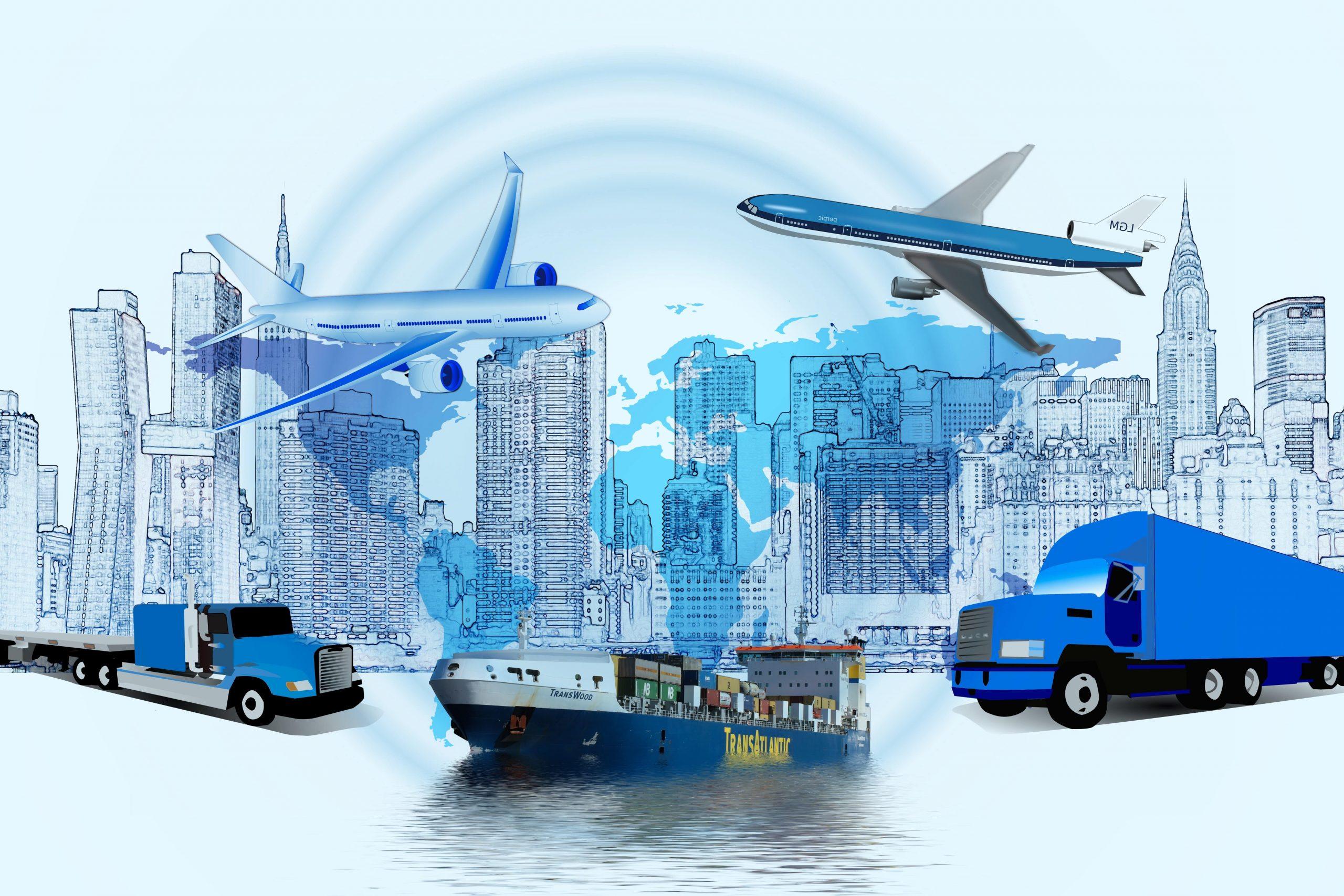 Principales características del Transporte multimodal