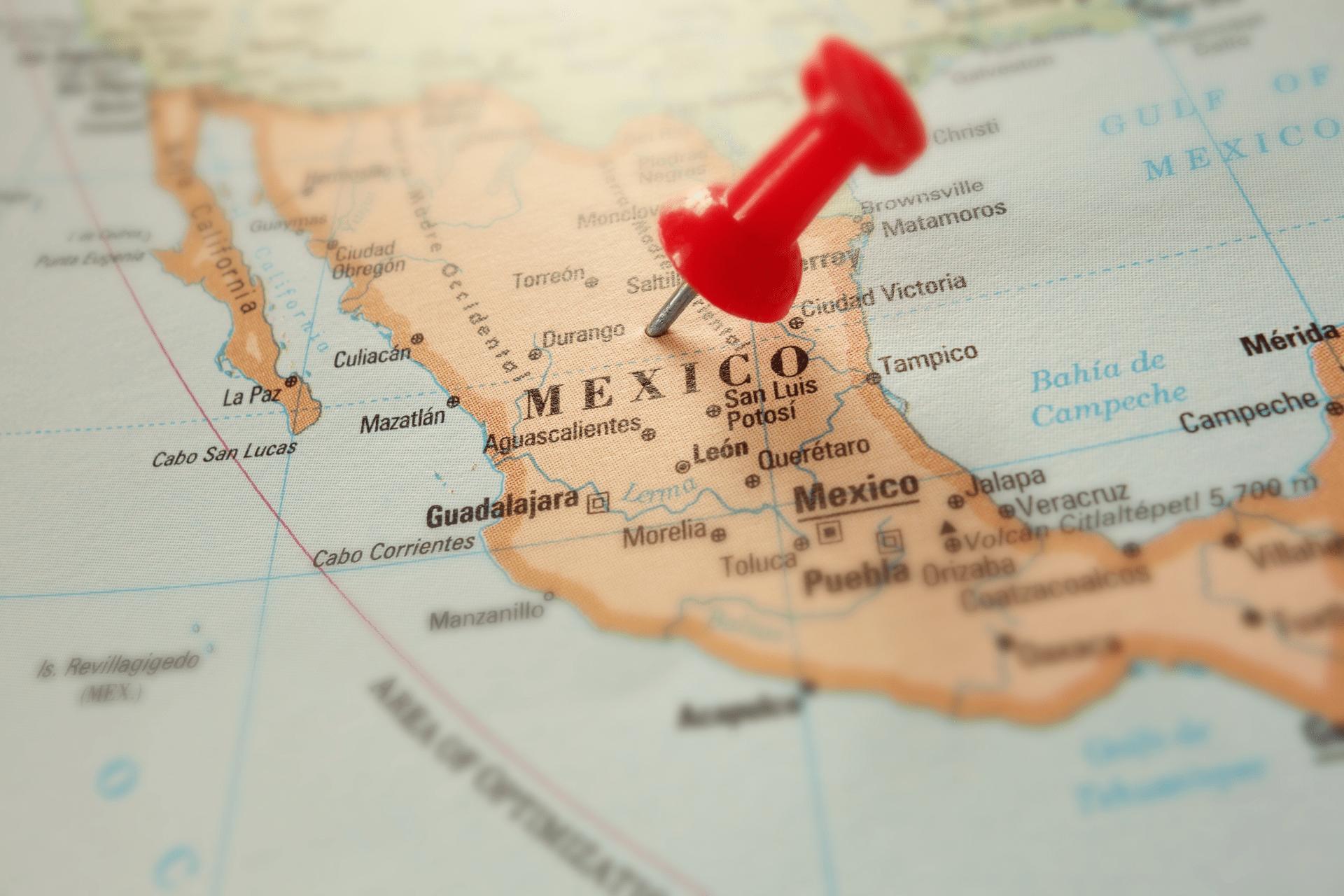 Comercio entre Mexico y Centroamerica