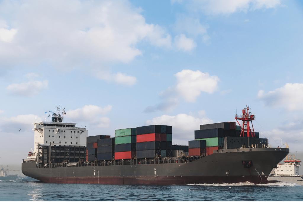 Transporte Maritimo en Centroamerica