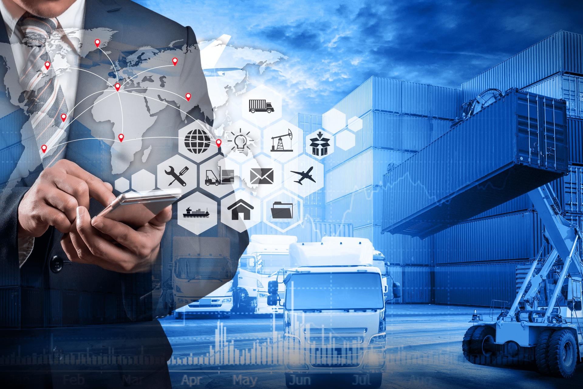 El Impacto del Internet en el Sector Logistico